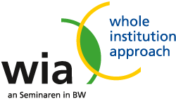 Logo des whole institution approach